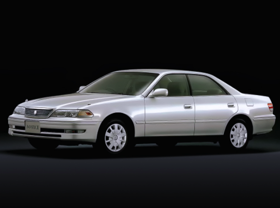 Toyota Mark II X100